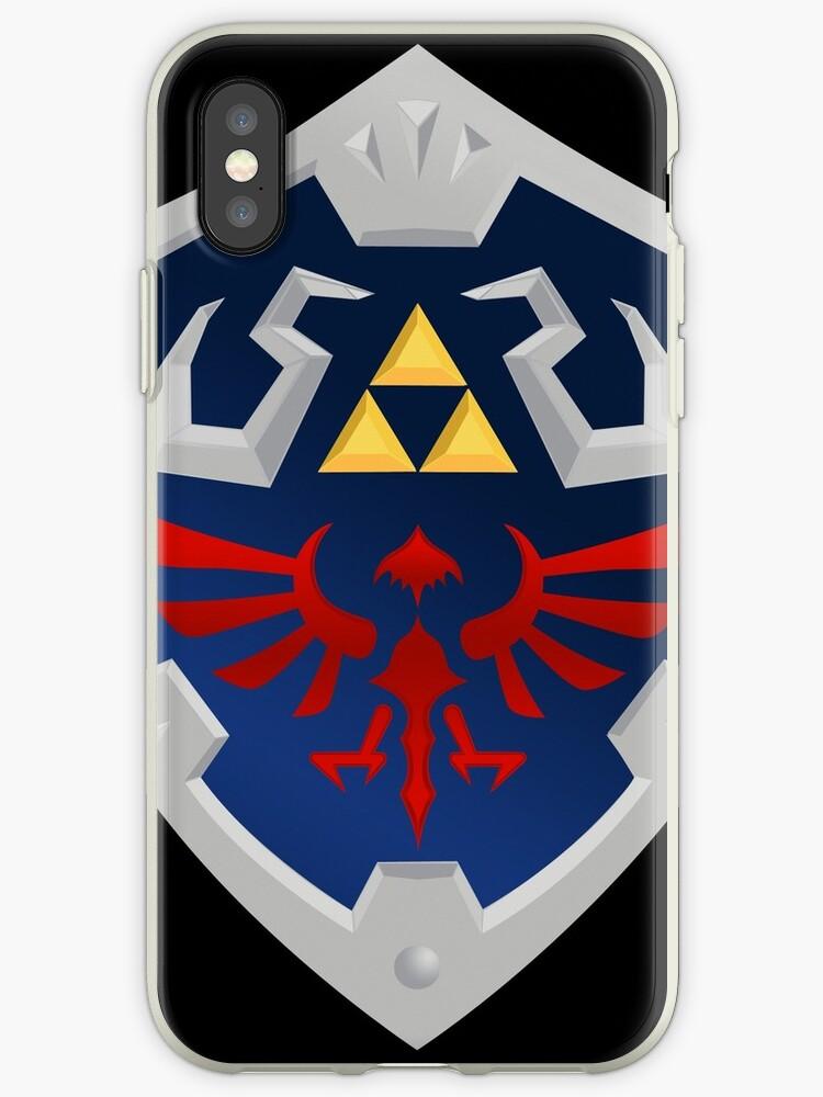 Zelda - Hylian Shield by Nuwa Nightstone