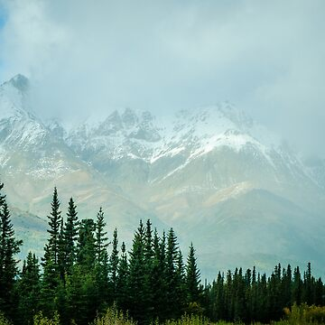 Alaska Range 2 by mcstory