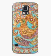mandala Byzantium beasties Case/Skin for Samsung Galaxy