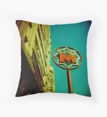 If you can hear a piano fall Throw Pillow