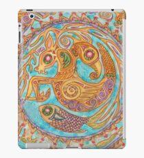 mandala Byzantium beasties iPad Case/Skin
