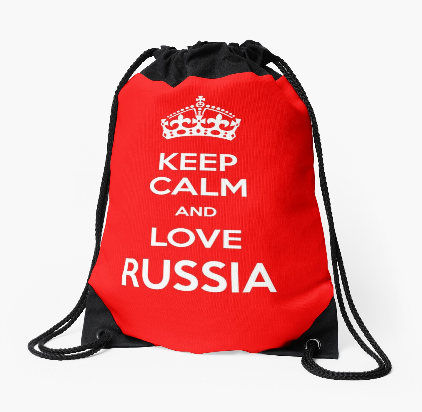 Keep Calm and Love Russia by Keep Calm