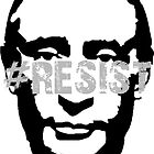 Resist Putin by Thelittlelord