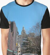 New York City, New York, Brooklyn, Manhattan, building, house, skyscraper Graphic T-Shirt