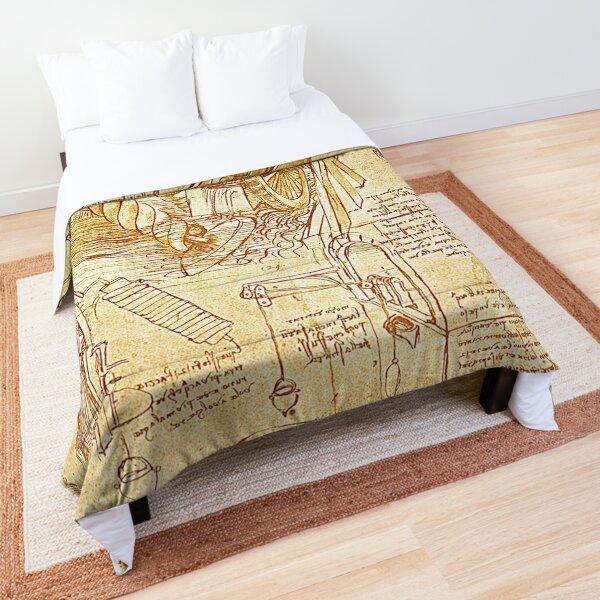Leonardo da Vinci Comforter