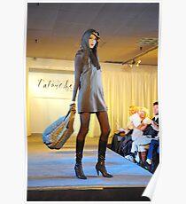 Gallerie Lafayette fashion show Poster