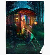 Gypsy Firefly Poster