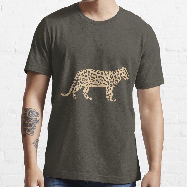 Safari Leopard Essential T-Shirt