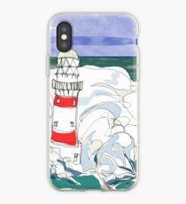 Lighthouse Vinilo o funda para iPhone