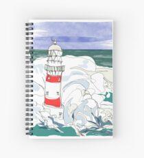 Lighthouse Cuaderno de espiral