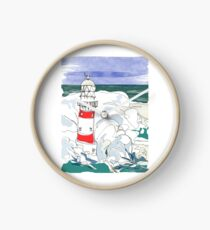 Lighthouse Reloj