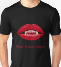 Blood Donors Needed Unisex T-Shirt