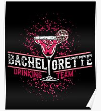 Bachelorette Party Poster