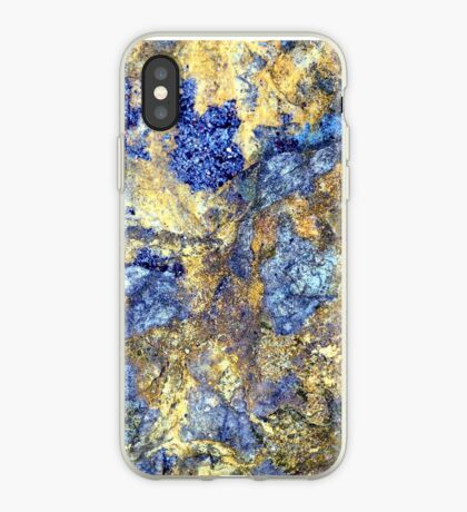 Colors in Stone Abstract iPhone Case