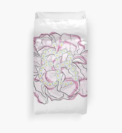 Schmetterlingsblume Bettbezug