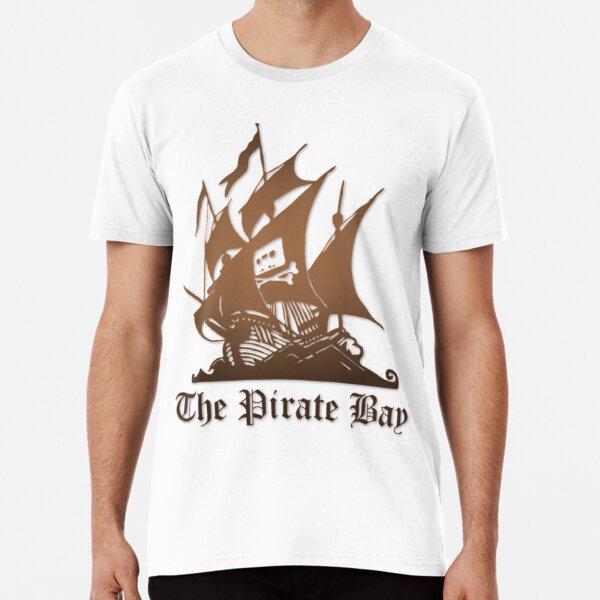 The Pirate Bay Premium T-Shirt
