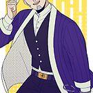 Shiraishi by knightofbunnies