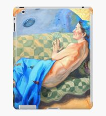 Welcoming the Golden Age iPad Case/Skin