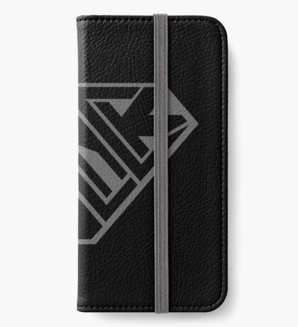 Black SuperEmpowered (Black on Black) iPhone Wallet