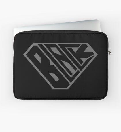 Black SuperEmpowered (Black on Black) Laptop Sleeve