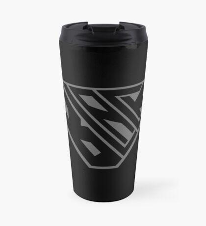 Black SuperEmpowered (Black on Black) Travel Mug