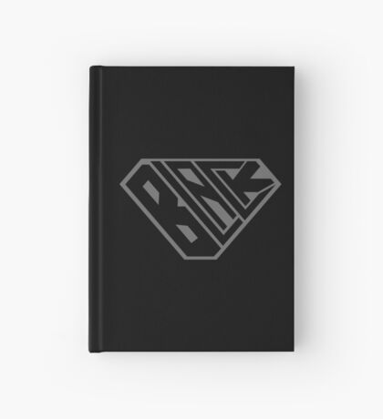 Black SuperEmpowered (Black on Black) Hardcover Journal