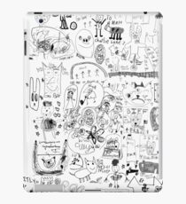 Kids draw Biff iPad Case/Skin