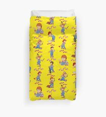 Good Guys - Child's Play - Chucky Duvet Cover