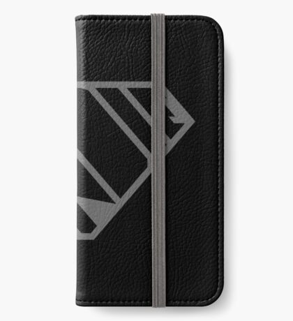 Indie SuperEmpowered (Black on Black Edition) iPhone Wallet