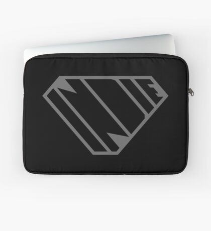 Indie SuperEmpowered (Black on Black Edition) Laptop Sleeve