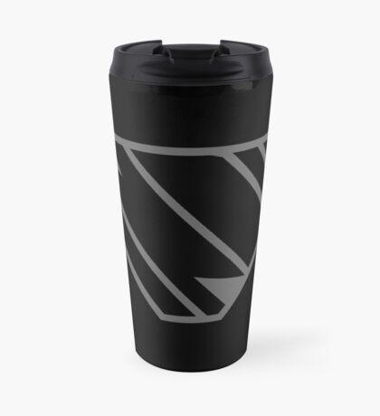 Indie SuperEmpowered (Black on Black Edition) Travel Mug