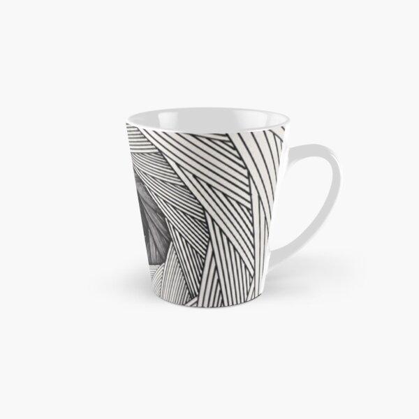 """Work"" Sketch Tall Mug"