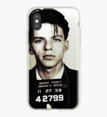 Vinilo o funda para iPhone Colección Mugshot - Frank Sinatra