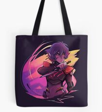 She studied the blade Tote Bag
