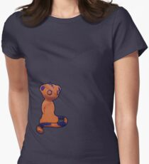 Cute Little Toy Womens Fitted T-Shirt