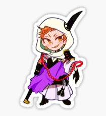 Tourabu Sticker-Iwatooshi Sticker