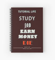 TUTORIAL LIFE Spiral Notebook