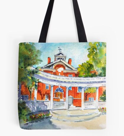 McConaghy Centre  Tote Bag