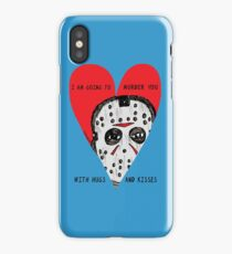 Murder Love iPhone Case