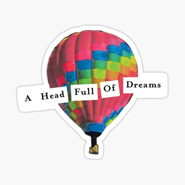 AHFOD Balloon Sticker