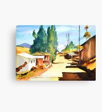 Rustic Charm Canvas Print