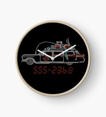 Who You Gonna Call? Clock