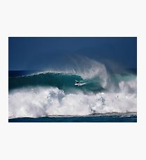 The Art Of Surfing In Hawaii 8 Photographic Print