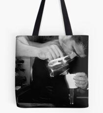 Super Barrista Tote Bag