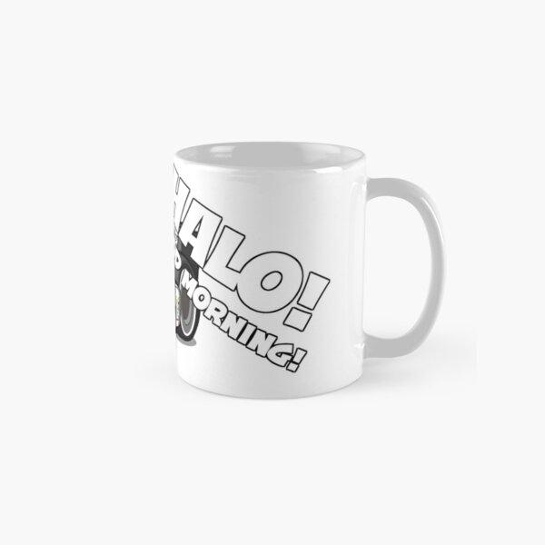 Halo! Guten Morgen! Tasse (Standard)