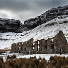 Winter In The Gleniff Horseshoe by Adrian McGlynn