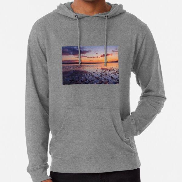 Murvagh Beach Sunset Lightweight Hoodie