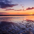 Murvagh Beach Sunset by Adrian McGlynn
