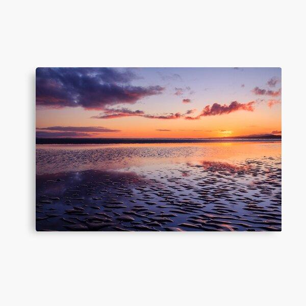 Murvagh Beach Sunset Canvas Print