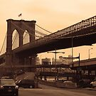 brooklyn bridge  by marianne troia